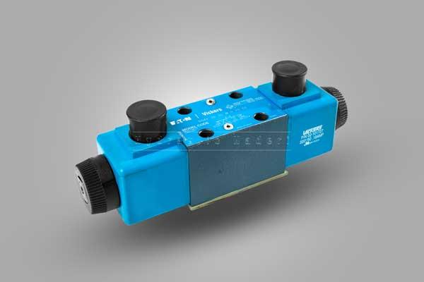 شیر هیدرولیک ویکرز - شیر برقی ویکرز