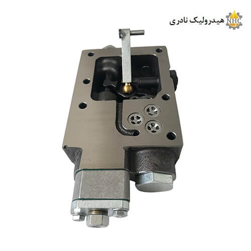 پمپ هیدرولیک راهسازی SAUER PV23