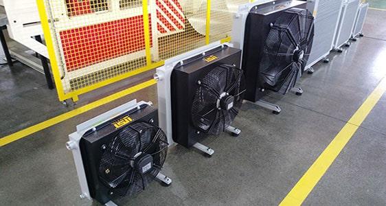 رادیاتور خنک کننده روغن