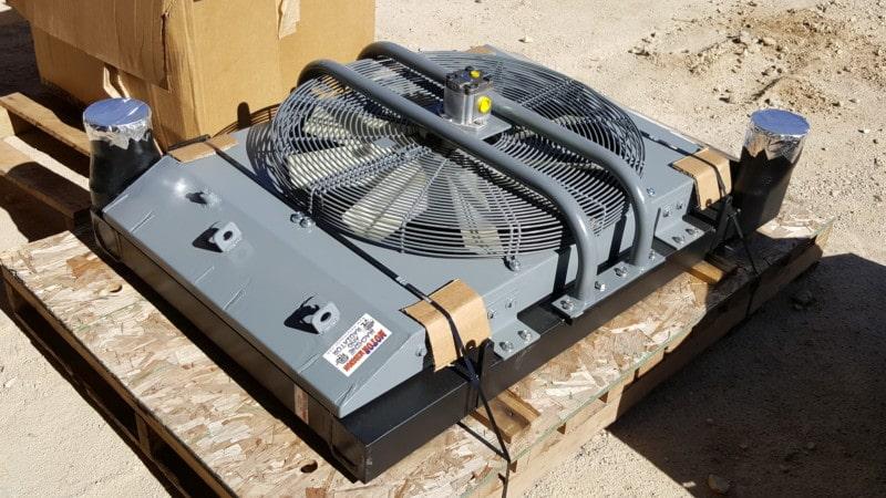 مزایای سیستم خنک کننده روغن